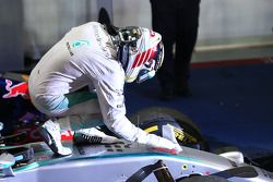 1. Lewis Hamilton, Mercedes AMG F1 W05