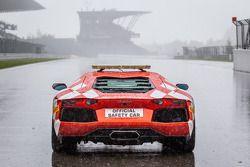 兰博基尼 Aventador安全车