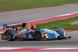#08 RSR Racing ORECA FLM09: Jack Hawksworth, Chris Cumming