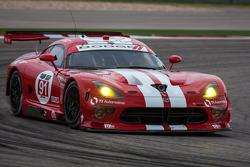 #91 SRT Motorsports 道奇 蝰蛇 SRT: 多米尼克·法恩巴赫, 马克·古森斯