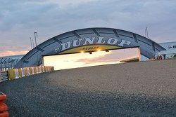 Dunlop bridge at sunrise