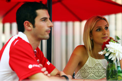 Alexander Rossi, Marussia F1 Team piloto de reserva