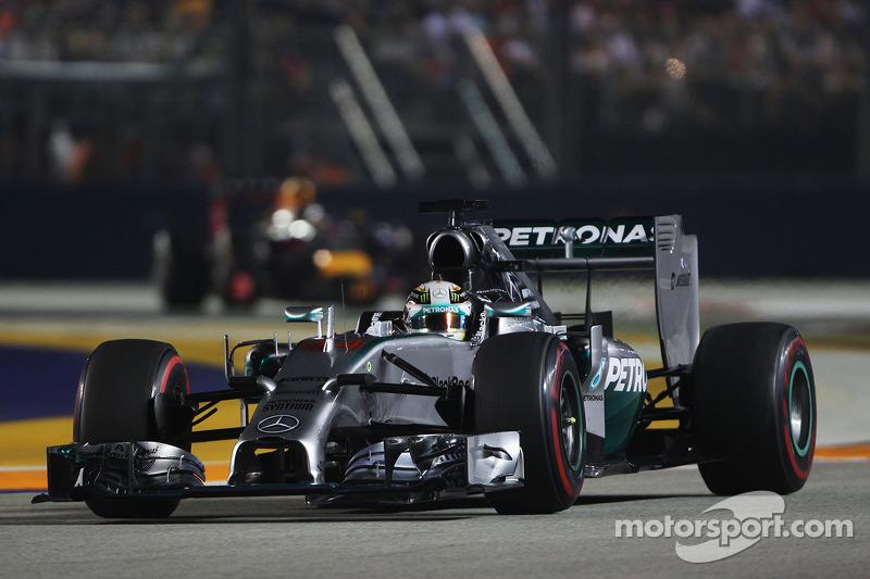 2014: Lewis Hamilton (Mercedes F1 W05 Hybrid)