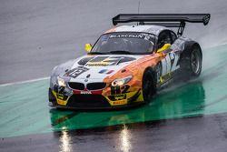 #12 TDS Racing BMW Z4: Henry Hassid, Nick Catsburg non controlla l'auto in curva