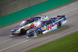 Trevor Bayne,和Elliott Sadler