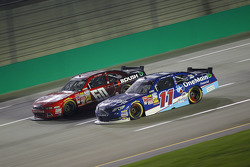 Chris Buescher e Elliott Sadler