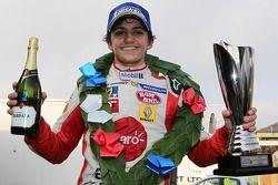 Vencedor Pietro Fittipaldi
