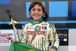 Winnaar Enzo Fittipaldi