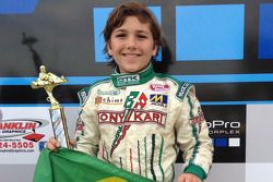 Winner Enzo Fittipaldi