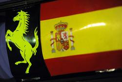 Pit board de Fernando Alonso, Ferrari