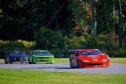 #22 Overtime Racing 雪佛兰克尔维特: 泰德·沙利文