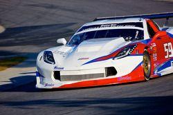 #59 Gregg Motorsports Chevrolet Corvette: Simon Gregg