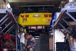 #99 FixRim Mobile Wheel Repair 雪佛兰 科迈罗: 乔·斯蒂文斯