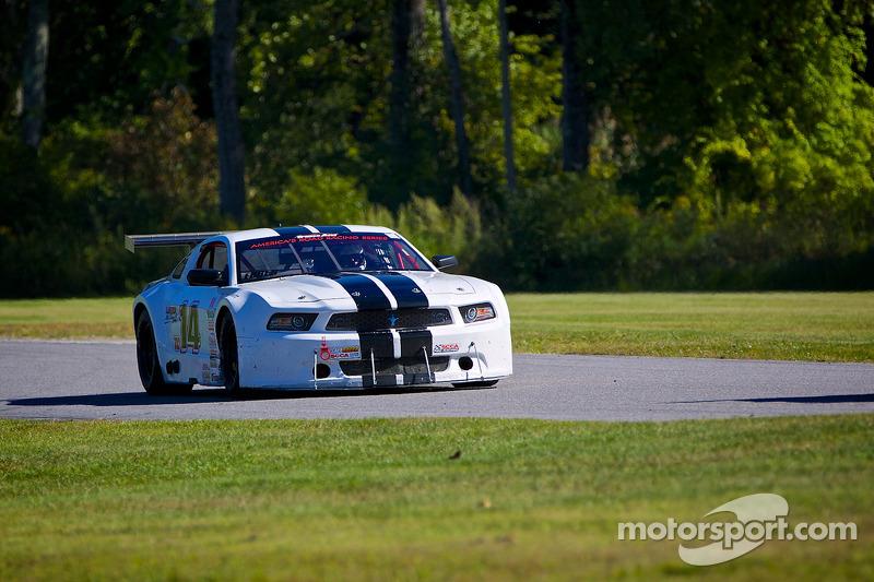 #14 Stumpf Ford McMahon Group Ford Mustang: Joe Ebben