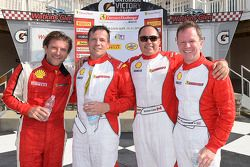 Zondagsrace-winnaars