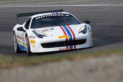 #23 Ferrari of Fort Lauderdale Ferrari 458: Carlos Conde