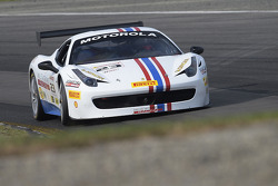 #23 Ferrari of Fort Lauderdale 法拉利 458: 卡洛斯·康德