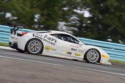 #312 Ferrari of Vancouver Ferrari 458: Wei Lu