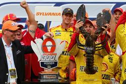 Vainqueur: Joey Logano, Team Penske Ford