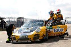 #4 GW IT Racing Team Schütz Motorsport 保时捷 911 GT3R: Anton Wossos, Wolf Nathan