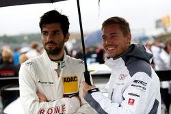 Jaime Alguersuari, Nico Bastian