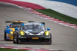 #27 Dempsey Racing Porsche 911 GT America: Patrick Dempsey, Andrew Davis