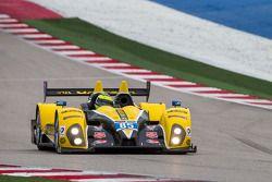 #85 JDC/Mathiasen Motorsports ORECA FLM 09: Chris Miller, Stephen Simpson