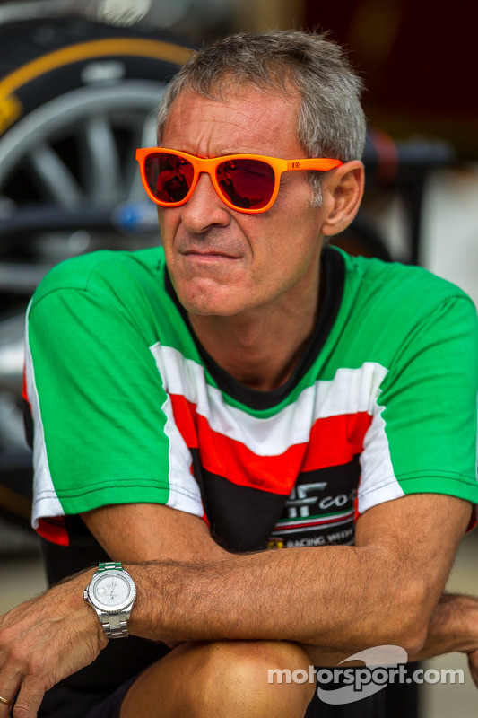 AF Corse Ferrari teammate