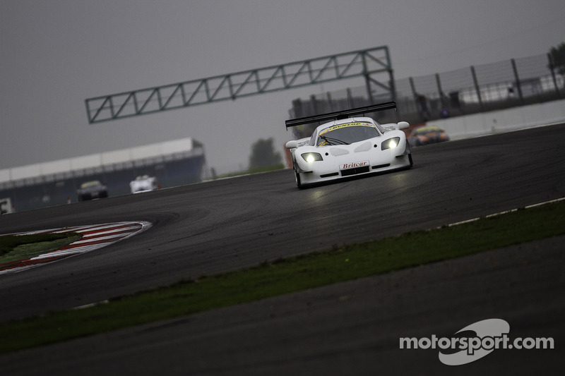#22 Rollcentre Racing 莫斯勒 MT900R SuperGT: 马丁·肖特