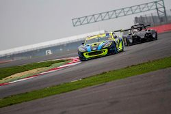 #29 Jensen Motorsport Ginetta G55 GT4: Jensen Lunn, Alistair Lindsay, #25 Motionsport Wolf CN08: Pet