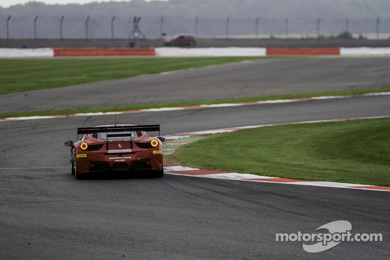 #26 FF Corse 法拉利 458 Challenge: 卡鲁姆·洛基, 大卫·梅森