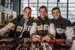 Steven Kane, Guy Smith和Andy Meyrick