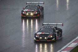 #1 Belgian Audi Club Team WRT Audi R8 LMS Ultra: Cesar Ramos, Laurens Vanthoor, Christopher Mies, #3