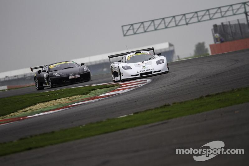 #2 Neil Garner Motorsport Mosler MT900 GT3: Javier Morcillo, Manuel Cintrano, #65 Track Focused Ferr