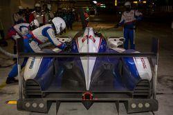 #8 Toyota Racing Toyota TS 040 - Hybrid: Anthony Davidson, Nicolas Lapierre, Sébastien Buemi