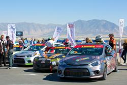 #38 Kinetic Motorsports 起亚 Forte Koup: 尼克·琼森