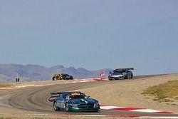 #54 Black Swan Racing 梅赛德斯-奔驰 AMG SLS GT3: 蒂姆·帕帕斯