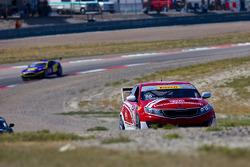 #36 起亚 Racing/Kinetic Motorsports 起亚 Optima: 尼克·琼森