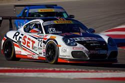 #72 GTSport Racing 保时捷 卡宴 S: 布兹·麦考尔
