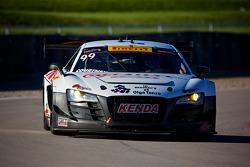 #99 JCR Motorsports 奥迪 R8 LMS: Jeff Courtney