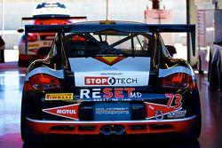 #76 Global Motorsports Group Audi R8 Ultra: Alex Welch