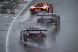 Safety car lidera #1 Belgian Audi Club Team WRT Audi R8 LMS Ultra: Cesar Ramos, Laurens Vanthoor, Ch