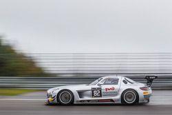 #82 GT Russian Team Mercedes SLS AMG GT3: Alexey Vasiliev, Karim Al Azhari, Marko Asmer