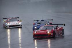 #458 GT Corse by Rinaldi Ferrari 458 Italia: Pierre Ehret, Alexander Mattschull, Frank Schmikler