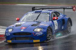 #14 Emil Frey Racing G3 Jaguar: Jonathan Hirschi, Gabriele Gardel, Fredy Barth, Emil Frey