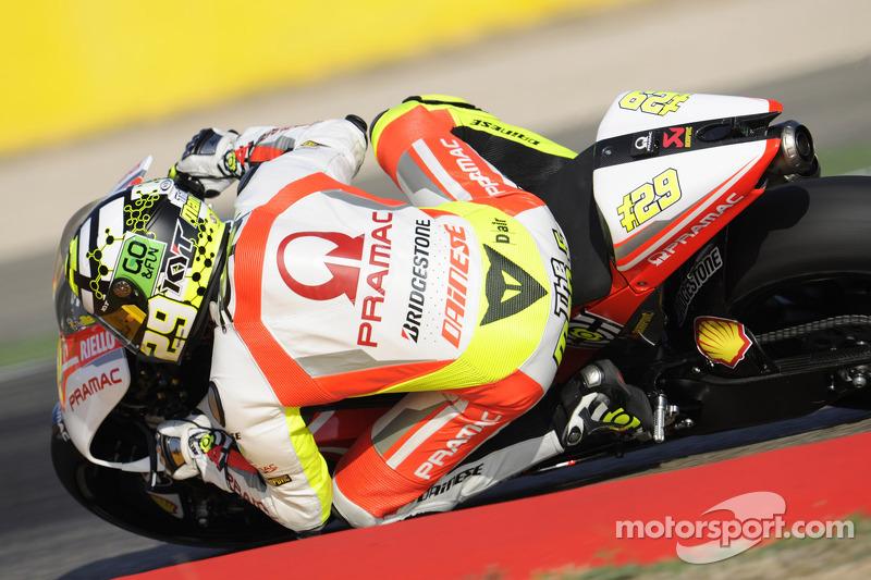 2014 - Pramac Ducati - 10º