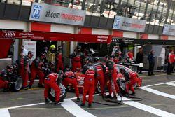 进站:Miguel Molina,奥迪运动车队Abt,奥迪 RS 5 DTM