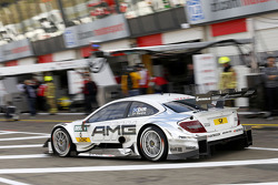 Paul Di Resta, Mercedes AMG DTM-Team HWA Mercedes DTM AMG C-Coupe