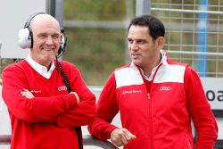 Dr. Wolfgang Ullrich, Teamchef Abt-Audi