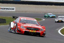 Vitaly Petrov, Mercedes AMG DTM-Team M¸cke DTM Mercedes AMG C-Coupe